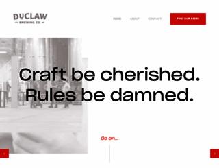 duclaw.com screenshot