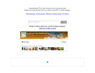 ducleeno1.byethost24.com screenshot