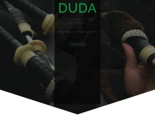 duda.org.pl screenshot