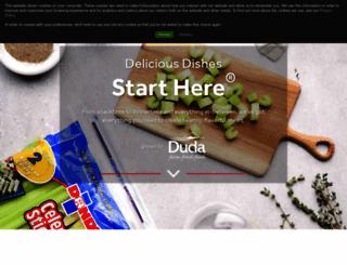 dudafresh.com screenshot