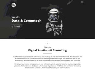 dudagroup.com screenshot