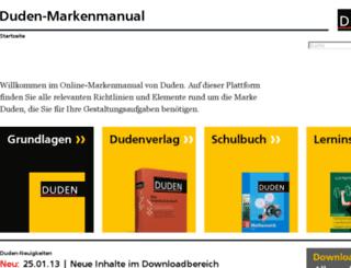 duden.stockwerk23.de screenshot