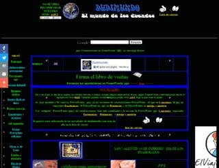 dudimundo.com screenshot