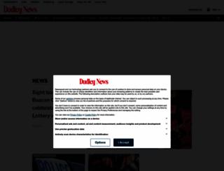 dudleynews.co.uk screenshot