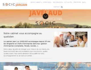 dudon-javelaud.com screenshot