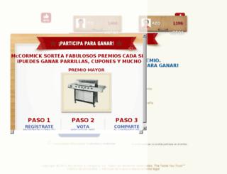 duelodesabor.aiprx.com screenshot