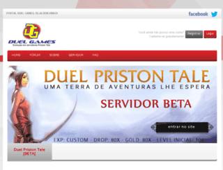 duelpt.com.br screenshot