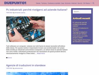 duepunto1.it screenshot
