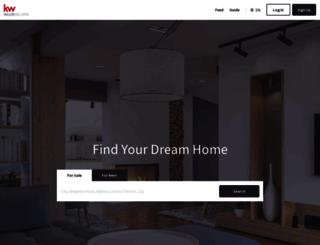 dufalarealtygroup.yourkwagent.com screenshot