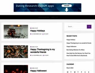 duffresearch.com screenshot