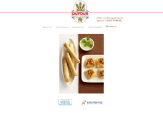 dufourpk.powweb.com screenshot