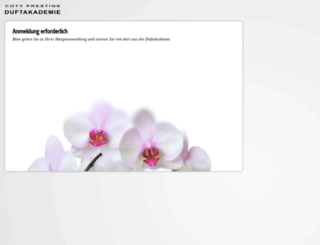duftakademie.innovationcampus.net screenshot