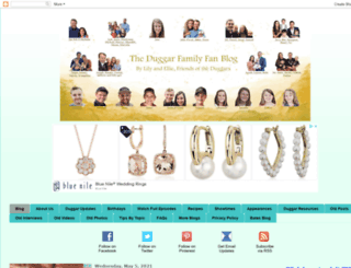 duggarsblog.blogspot.co.il screenshot