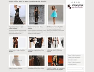 dugunkiyafetleri.com screenshot