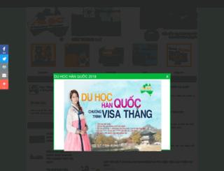 duhocabc.edu.vn screenshot