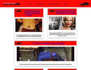 duidailyfails.com screenshot