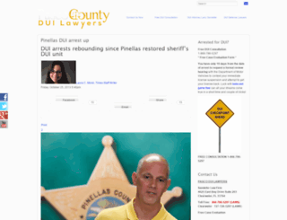 duilawyerspascocounty.com screenshot