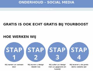 duinlust.nl screenshot