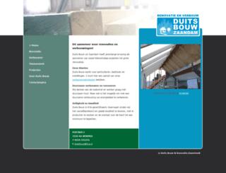 duitsbouw.nl screenshot
