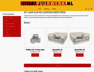 duitsvuurwerk.nl screenshot