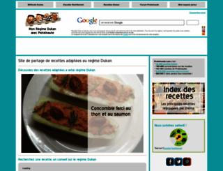 dukanaute.com screenshot