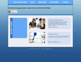 dukar.dogus.edu.tr screenshot