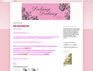 dulangdulang.blogspot.com screenshot