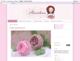 dulceriasdealmudena.com screenshot
