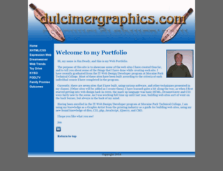 dulcimergraphics.com screenshot