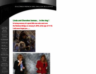 dulcineabulldogs.4mg.com screenshot