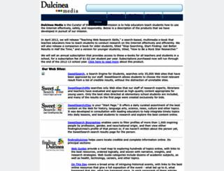 dulcineamedia.com screenshot