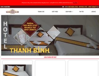 dulichbienvungtau.com screenshot