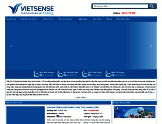 dulichdaocoto.net screenshot