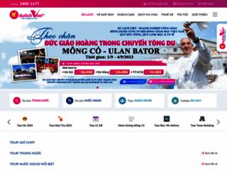 dulichviet.com.vn screenshot