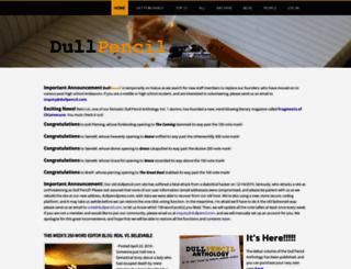 dullpencil.com screenshot