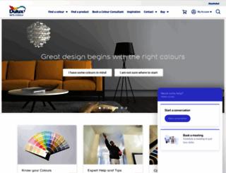 duluxnigeria.com screenshot