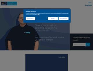 duluxselectdecorators.co.uk screenshot