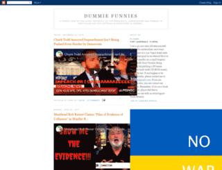 dummiefunnies.blogspot.com screenshot