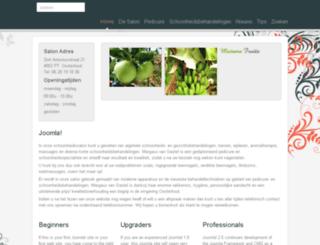 dumpblog.nl screenshot