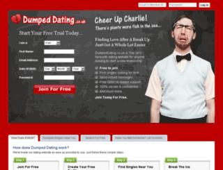 dumpeddating.co.uk screenshot