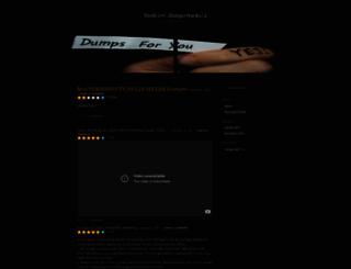 dumpforyou.wordpress.com screenshot