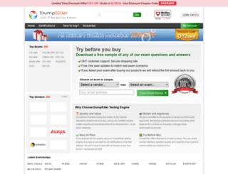 dumpkiller.com screenshot