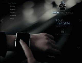 dunaelectronics.com screenshot