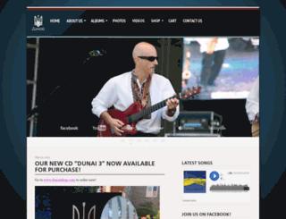 dunai.com screenshot