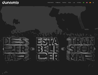 dunamismovement.com screenshot