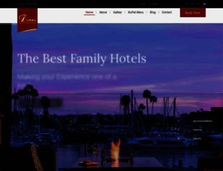 dunesdubai.com screenshot