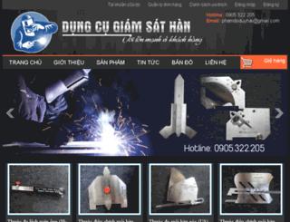 dungcugiamsat.bizwebvietnam.com screenshot