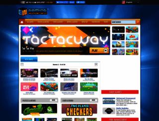 dungeonrampage.com screenshot