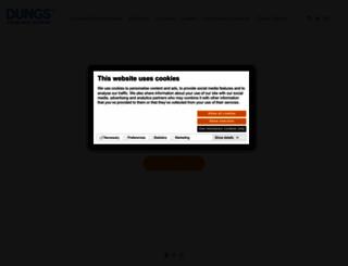 dungs.com screenshot