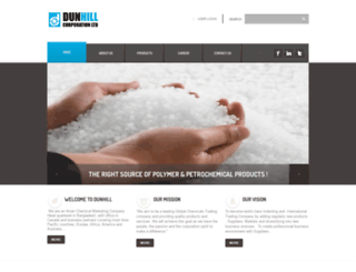 dunhillgroupbd.com screenshot
